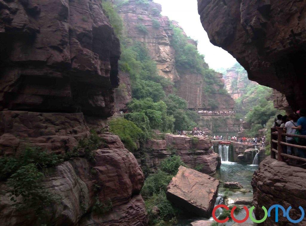 云台山红河谷